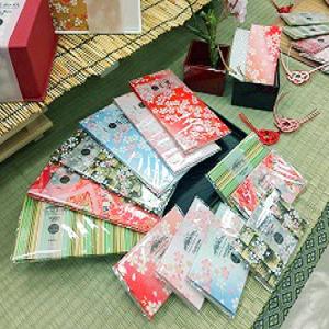 """オリジナル紙雑貨をつくろう!<FONT color=""""#ea5404""""><1周年記念感謝祭></FONT>"""