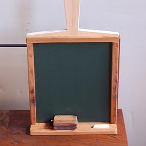 """黒板をつくろうワークショップ<small><FONT color=""""#ea5404"""">[三条ものづくり学校共催]</font></small>"""