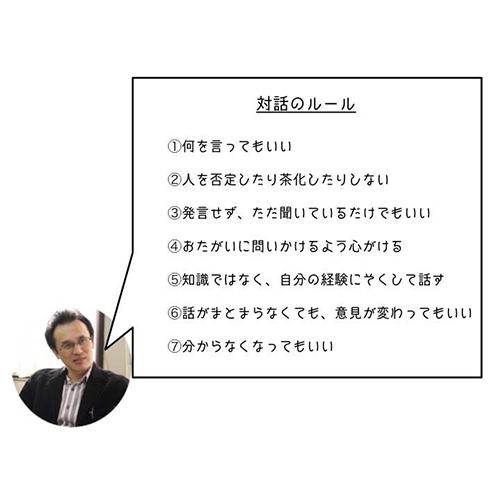 """哲学対話「恋とものづくり」<small><FONT color=""""#ea5404"""">[三条ものづくり学校共催]</font></small>"""