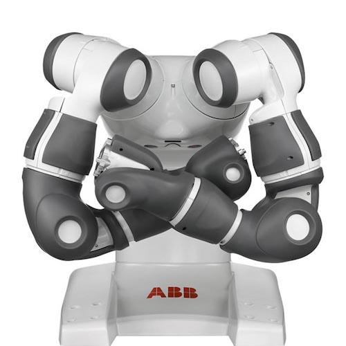"""次世代型ロボットデモンストレーション<FONT color=""""#ea647f"""">/工場蚤の市2018</FONT>"""