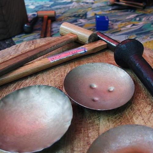 鎚起銅器 銅鍋づくり体験 #2[三条ものづくり学校共催]