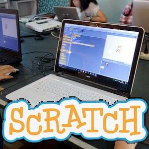 Scratch体験講座「スクラッチで簡単!ゲーム作り!!」