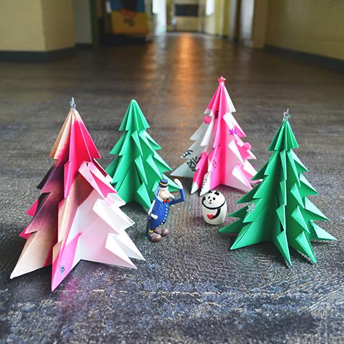 手づくりクリスマス|三条市青少年育成センター