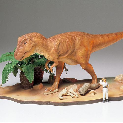 【燕三条ミニ四駆大学付属 三条模型予備校初等科 特別夏期講習】恐竜模型をつくろう!