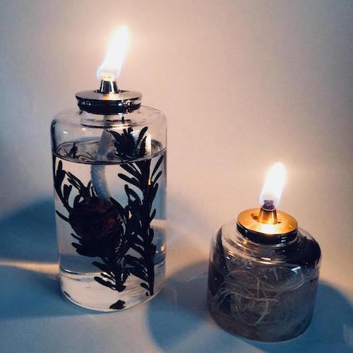 Liquid Candle making